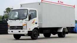 veam vt340, 3.5 tấn , thùng dài 6.1m.Gía tốt nhất thị trường.K/m Tặng thẻ KHTT 5 triệu .