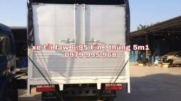Bán xe tải Faw 6,95 tấn thùng dài 5m1,máy khỏe,giá rẻ nhất thị trường