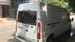 Bán ford transit Van đời 2015,xe 3 chỗ,1100kg.chở đc nhiều hàng mà ko lo bị câm giờ.