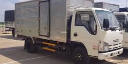 Xe tải Isuzu VM (QHR650) 3.5 tấn thùng kín, giá tốt