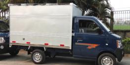 Xe Tải DONG BEN DB1021 Thùng Kín -  Hộ trợ trả góp- Lãi Suất thấp