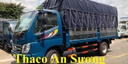 Mua xe tải Thaco Ollin 500B, Xe tải 5 tấn thùng dài, Xe tải THACO 5 tấn giá rẻ