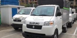 Xe Tải Suzuki Pro 740kg ( Nhập Khẩu) Thùng Lửng/ thùng lửng Suzuki pro + Trả góp thủ tục nhanh+ giá tốt 2018