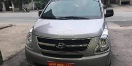 Bán xe 9 chỗ Hyundai Starex đời 12/2012,máy dầu,số sàn,nhập khẩu nguyên chiếc từ Hàn Quốc