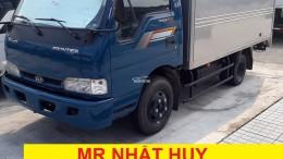 Bán xe tải kia k165 2 tấn 4 , chạy trong thành phố , giá tốt nhất hồ chí minh, thùng inox 430.....