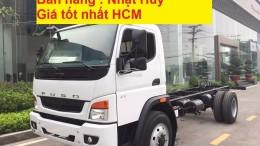 Bán xe tải Fu so canter ,1 tấn 9 đến 10 tấn , giá tốt nhất hồ chí minh..............