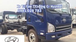 Xe Tải Faw 7T3 Xe Faw Động Cơ Hyundai 0981028783