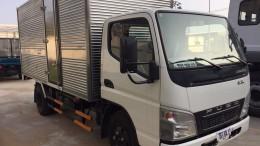 Bán xe tải nhỏ Nhật Bản 1.9 tấn, xe tải thùng kín 1.9 tấn, Mitsubishi canter 4.7