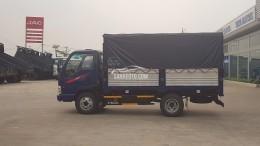 Xe tải jac 2t4,2t5,2t6 giá tốt, jac 2t4 trả góp lãi suất thấp, nên mua xe jac 2t4