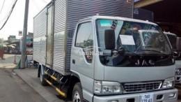 Xe tải jac 6t4 6t5 6t6 giá tốt, jac 6t4 trả góp lãi suất thấp, nên mua xe jac 6t4