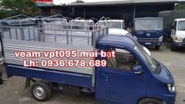 Xe tải Veam VPT095 thùng mui bạt 990kg HÓT nhất hiện nay,thùng 2m6,giá siêu rẻ