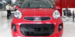 Kia ĐẮC LẮK bán Kia MORNING SAT 1.25l đời 2019 mới 100%, chỉ cần 100tr giao xe ngay