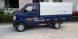 Bán xe tải nhẹ Dongben thùng bạt 800/850/900kg hỗ trợ trả góp lãi suất thấp
