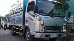 Bán xe tải jac hfc1061k2 3t5| đại lý xe tải jac | xe Jac 3T5 trả góp, mua xe jac 3t5 giá tốt, có nên mua xe jac? giá xe jac 3t5