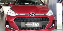 Huyndai Grand I10 2018 - Giá tốt nhất, hỗ trợ góp lãi suất thấp