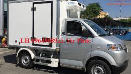 xe tải Suzuki Super Carry Pro THÙNG ĐONG LẠNH 2017 mới Kiên Giang