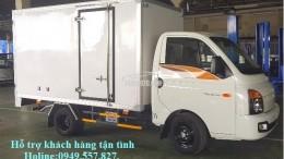 Bán xe tải HD150 huyn dai thùng composite,trả góp, tư vấn