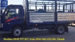 Cần bán xe tải jac 4t9, thung xe rộng, giá họp lí