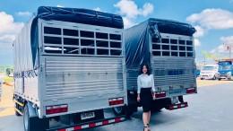 Bán xe tải JAC 4,5 đến 5 tấn - bán xe trả góp- LH 0948134713