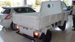 Xe ben Suzuki, tải trọng 475kg, giá tốt, hỗ trợ trả góp 75%