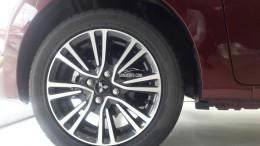 Mitsubishi Mirage giá tốt nhất hà nội, bền bỉ siêu tiết kiêm nhiên liệu chỉ 4,8l/100km