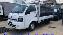 Xe tải Kia k200, Xe tải 1 tấn 9 , Xe tải kia đời 2018, động cơ Huyndai