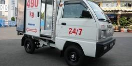 Cần bán xe tải suzuki 500kg/600kg, Giá họp lí, Làm thủ tục nhanh
