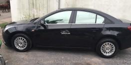 Cần bán xe Daewoo Lacetti 2010 số sàn màu đen nhập khẩu