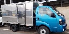 bán xe kia k250 euro 4, tải 1,4/2,4 tấn, thùng 3,5m