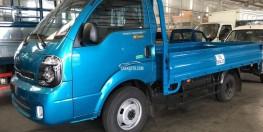 Xe tải Kia K250 thùng lửng, tải trọng 2.49 tấn, đời 2018, hỗ trợ trả góp 70 - 75%