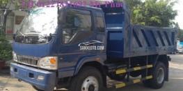 xe ben jac 7,8 tấn giá rẻ- có hỗ trợ trả góp
