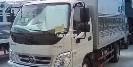bán xe tải Ollin 350 2018 máy điện công nghệ ISUZU 2,15 tấn thùng 4,35m bảo hành 3 năm trên toàn quốc