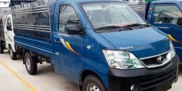 bán xe Thaco tải nhỏ Towner 990 thùng mui bạt 2,15m 990kg phun xăng điện tử