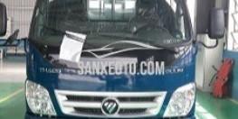 bán xe tải máy cơ công nghệ ISUZU Ollin 500B thùng mui bạt 4,9 tấn