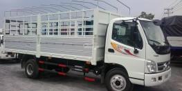 bán xe tải 7 tấn thaco ollin 700c động cơ công nghệ ISUZU thùng 5,7m