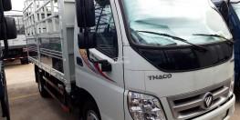 bán xe Thaco tải 4,9 tấn thùng mui bạt ollin 500B giá 346 triệu