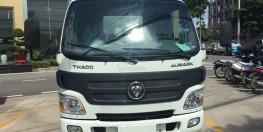 bán xe thaco aumark 500A thùng kín 4,9 tấn giá 387 triệu