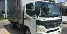 bán xe tải máy cơ thaco aumark 500A 4,9 tấn giá 387 triệu