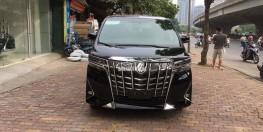 Xe Toyota Alphard Executive Lounge 2018 - 6 Tỷ 870 Triệu