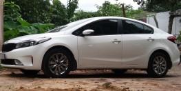 Bán xe kia serato MT 1.6 2016 màu trắng