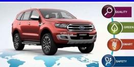 Bán SIÊU PHẨM Ford Everest đời mới 2018, đủ màu nhận ký chờ