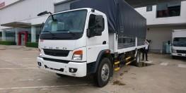 Xe tải 7 tấn, Xe tải mitsubishi 7,2 tấn giá rẻ. trả trước 200tr lấy xe ngay