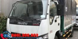 Xe tải Isuzu 2.1 tấn giá rẻ miền Nam