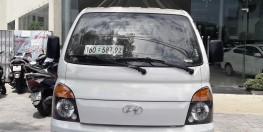 Bán xe Hyundai New Port 150 đời 2018, thùng mui bạt