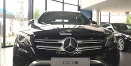 GLC 200 Mercedes-Benz Mới 2018 tại Miền Trung