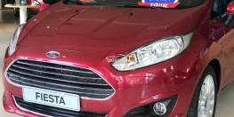 Ford Fiesta 2018 giảm giá đặc biệt kèm quà tặng hấp dẫn trong tháng
