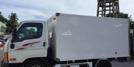 Bán xe Hyundai New Mighty N250 2018, thùng composite, giá khuyến mãi