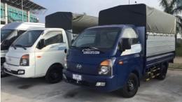 Xe Hyundai Porter H150 1,5t phân khúc dòng xe tải nhỏ đi trong thành phố và các cung đường nhỏ