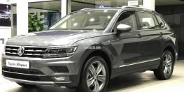 Volkswagen Tiguan Allspace 7 chỗ nhập khẩu