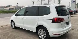 Xe Volkswagen Sharan nhập khẩu nguyên chiếc